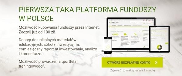 platforma funduszy inwestycyjnych