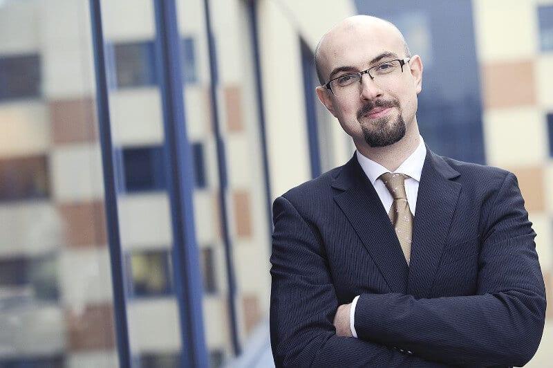 Adam Łukojć, zarządzający TFI Allianz Polska