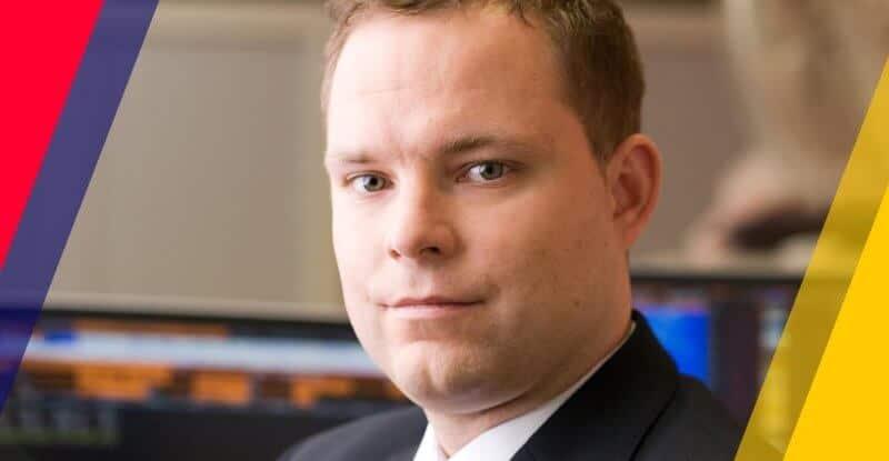 Na zdjęciu znajduje się Krzysztof Socha, dyrektor inwestycyjny Esaliens TFI