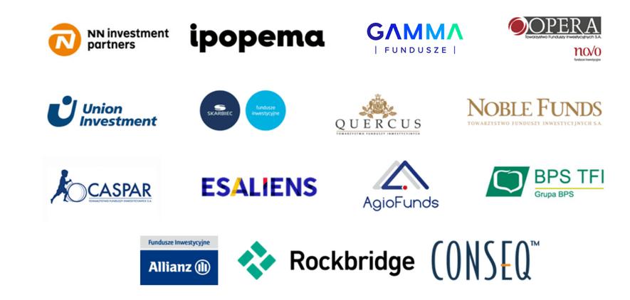 Polskie fundusze inwestycyjne znajdujące się w ofercie F-Trust, dostępne też w Platforma Funduszy Inwestycyjnych