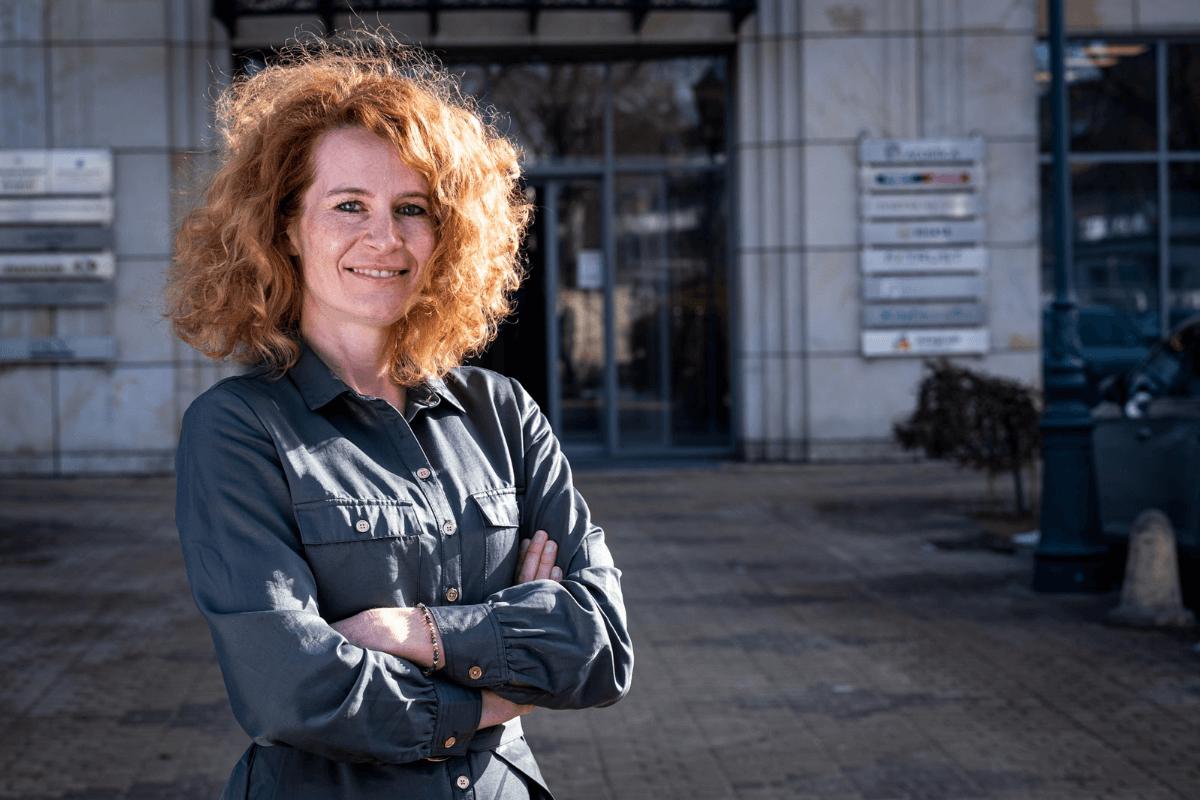 Adriana Barnat, dyrektor sprzedaży F-Trust SA na Pomorzu Gdańskim
